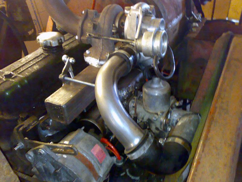 Volvo T24 Turbo